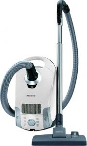 miele vacuum cleaner -- canister