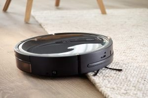 miele vacuum cleaner -- robot