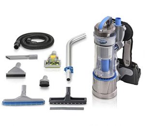 backpack vacuum cleaners -- prolux bagless