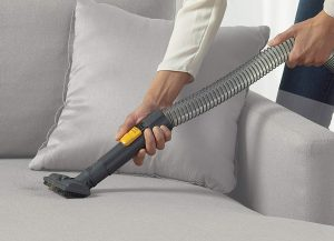 eureka vacuum cleaner -- attachment