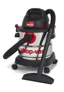 wet and dry vacuum cleaner -- shop-vac
