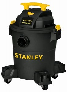 wet and dry vacuum cleaner -- stanley