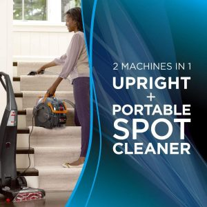 carpet cleaner vacuum -- Bissell proheat 2X lift-off