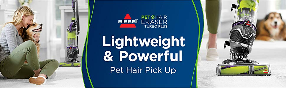 bissell pet hair eraser upright vacuum
