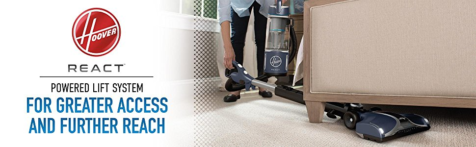 Hoover React Reach Plus Upright – Honest Review