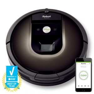 irobot roomba 960 vs 980