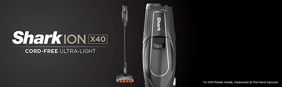 Shark ION X40 vs Dyson V6 – Which Is Better For You?